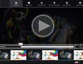 #55 untuk Design a MAGICAL Website Mockup oleh sharpBD