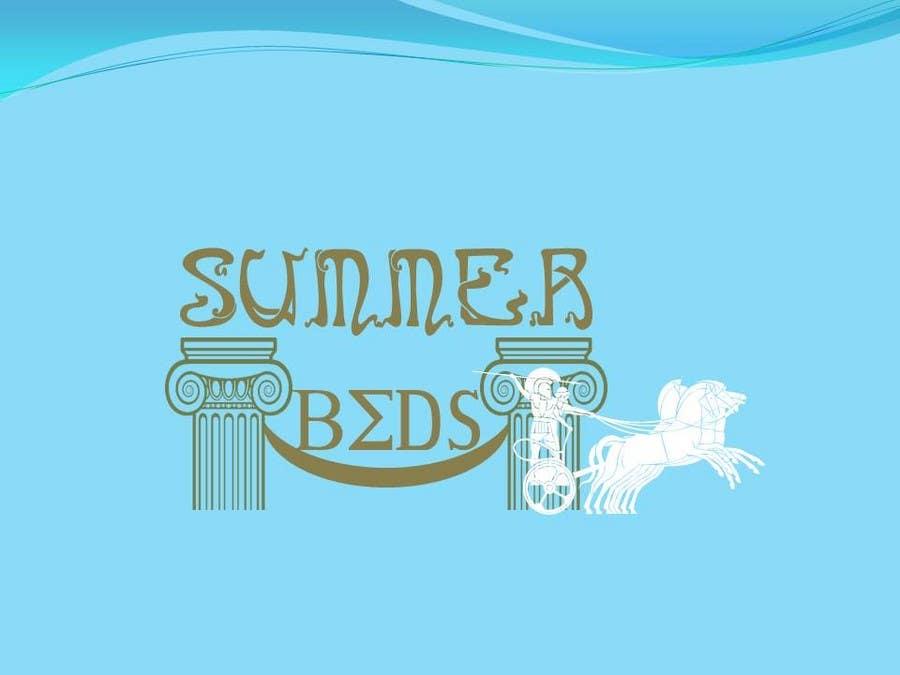 Inscrição nº 409 do Concurso para Logo Design for  Summer Beds