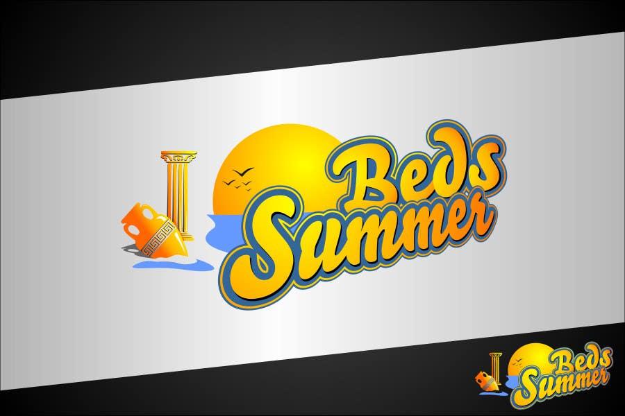 Inscrição nº 306 do Concurso para Logo Design for  Summer Beds
