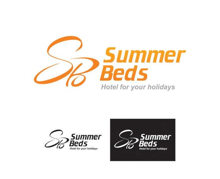 Inscrição nº 385 do Concurso para Logo Design for  Summer Beds