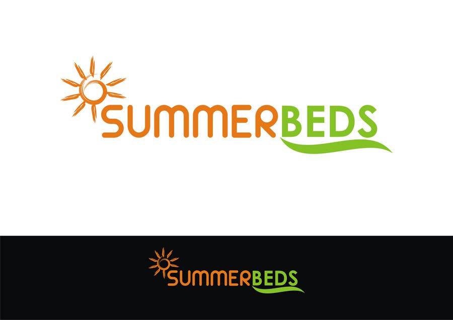Konkurrenceindlæg #197 for Logo Design for  Summer Beds