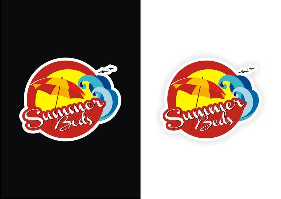 Inscrição nº 395 do Concurso para Logo Design for  Summer Beds