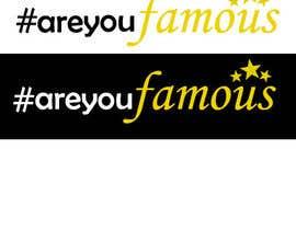 #34 for Design a Logo for #AreYouFamous af isabelopalad13