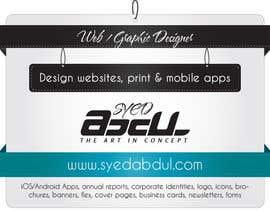 #29 untuk Website design oleh sabdulghani