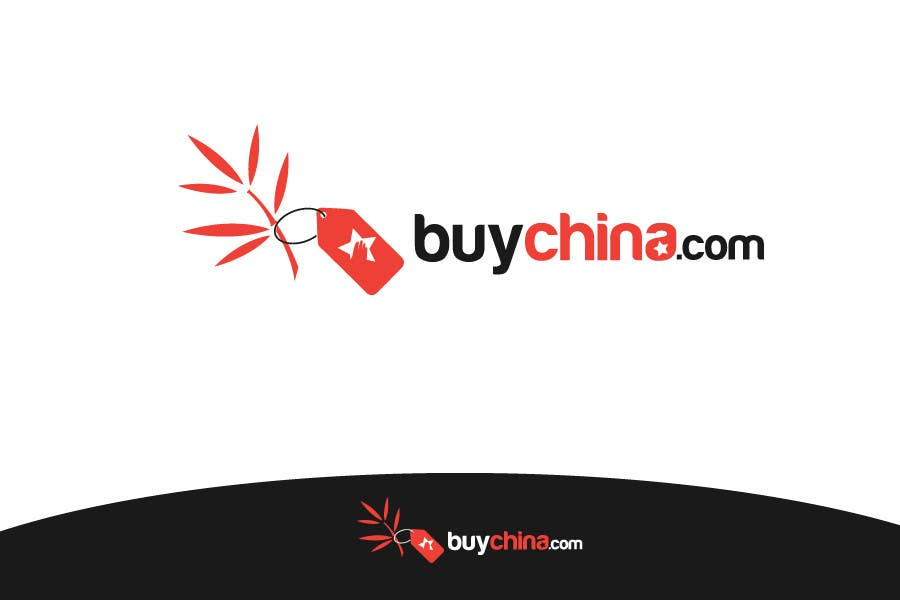 Bài tham dự cuộc thi #485 cho Logo Design for buychina.com