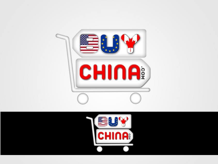 Bài tham dự cuộc thi #484 cho Logo Design for buychina.com
