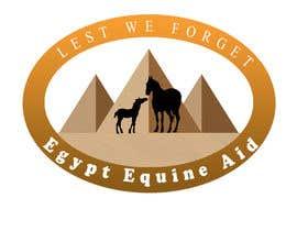 #27 untuk Design a Logo for Egypt Equine Aid oleh justinremotap