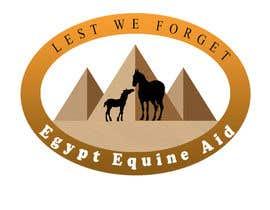 #28 untuk Design a Logo for Egypt Equine Aid oleh justinremotap