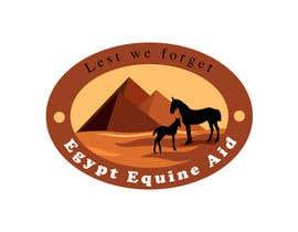 #50 untuk Design a Logo for Egypt Equine Aid oleh maraz2013