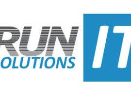 #15 para Projetar um Logo para a empresa RunIT Solutions por Taranttini