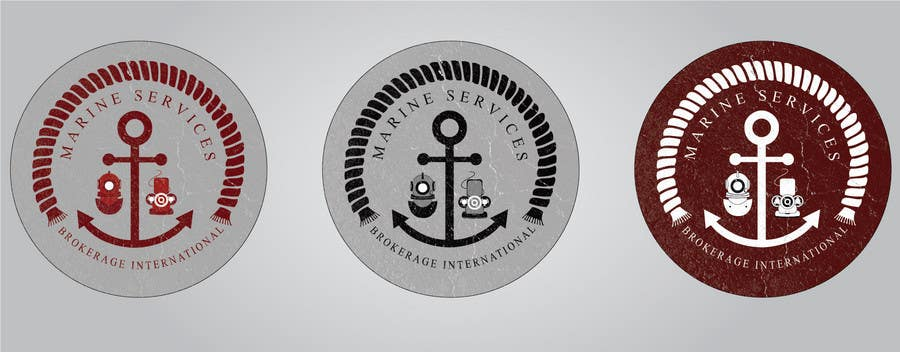 Inscrição nº                                         68                                      do Concurso para                                         Logo Design for Marine Services Brokerage International