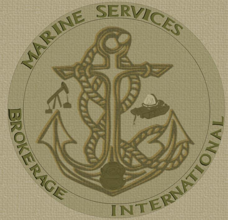 Inscrição nº                                         43                                      do Concurso para                                         Logo Design for Marine Services Brokerage International