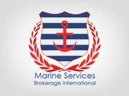 Graphic Design Inscrição do Concurso Nº8 para Logo Design for Marine Services Brokerage International