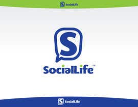 #246 for Check it Out! - Logo Design for SocialLife af ivandacanay