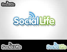 #141 untuk Check it Out! - Logo Design for SocialLife oleh blackbilla
