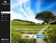 Contest Entry #18 for Design a Website Mockup for Portfolio