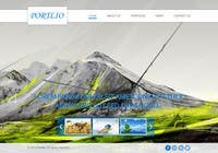 Contest Entry #19 for Design a Website Mockup for Portfolio