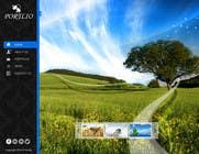 Contest Entry #29 for Design a Website Mockup for Portfolio