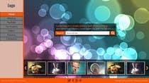 Contest Entry #12 for Design a Website Mockup for Portfolio