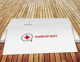 #163 cho Logo for a medical quiz site bởi mamunfaruk