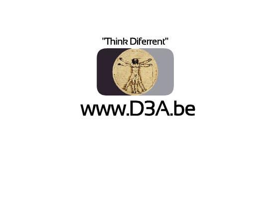 Bài tham dự cuộc thi #                                        7                                      cho                                         Ontwerp een Logo for D3A