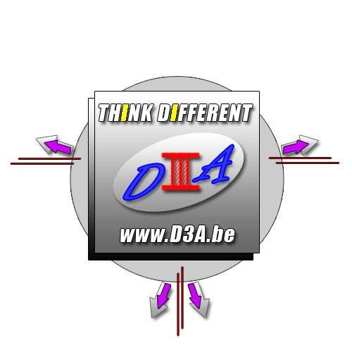 Bài tham dự cuộc thi #                                        18                                      cho                                         Ontwerp een Logo for D3A