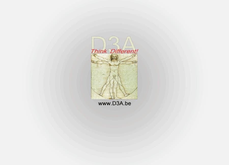 Bài tham dự cuộc thi #                                        2                                      cho                                         Ontwerp een Logo for D3A