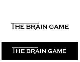 nº 65 pour Logo Design for The Brain Game par natzbrigz
