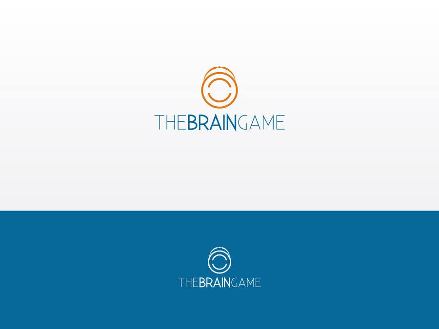 Конкурсная заявка №131 для Logo Design for The Brain Game