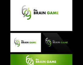 #84 pentru Logo Design for The Brain Game de către graphicsavvy