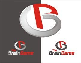 #12 para Logo Design for The Brain Game por DS86