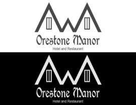 #14 cho Design a Logo for Orestone Manor boutique country hotel in Devon, England bởi kathyban