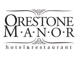 #147 cho Design a Logo for Orestone Manor boutique country hotel in Devon, England bởi bracalone1974