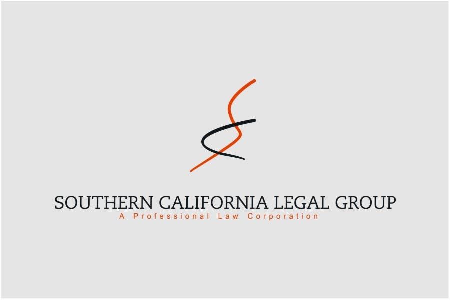 Participación en el concurso Nro.149 para Logo Design for Southern California Legal Group