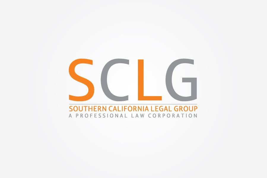 Participación en el concurso Nro.263 para Logo Design for Southern California Legal Group