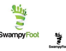 #229 para Logo Design for SwampyFoot por Ferrignoadv
