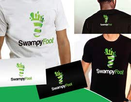 #291 for Logo Design for SwampyFoot by Ferrignoadv