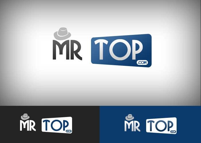 Konkurrenceindlæg #123 for Logo Design for MrTop.com and CounterShop.com