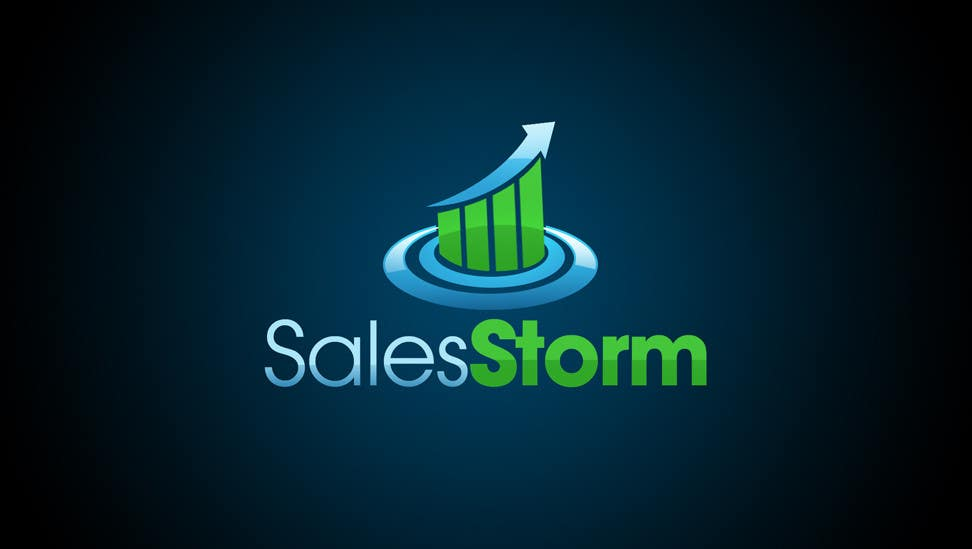 #214 for Logo Design for SalesStorm by pinky