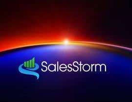 #201 para Logo Design for SalesStorm por pinky