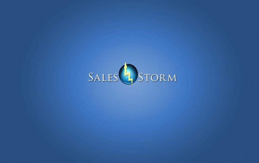 Entri Kontes #70 untukLogo Design for SalesStorm