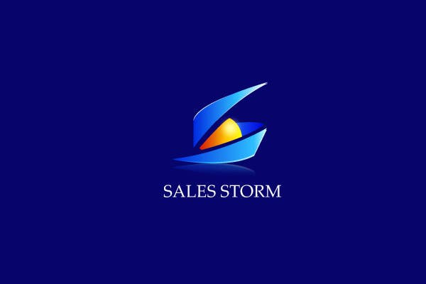 #75 for Logo Design for SalesStorm by topcoder10