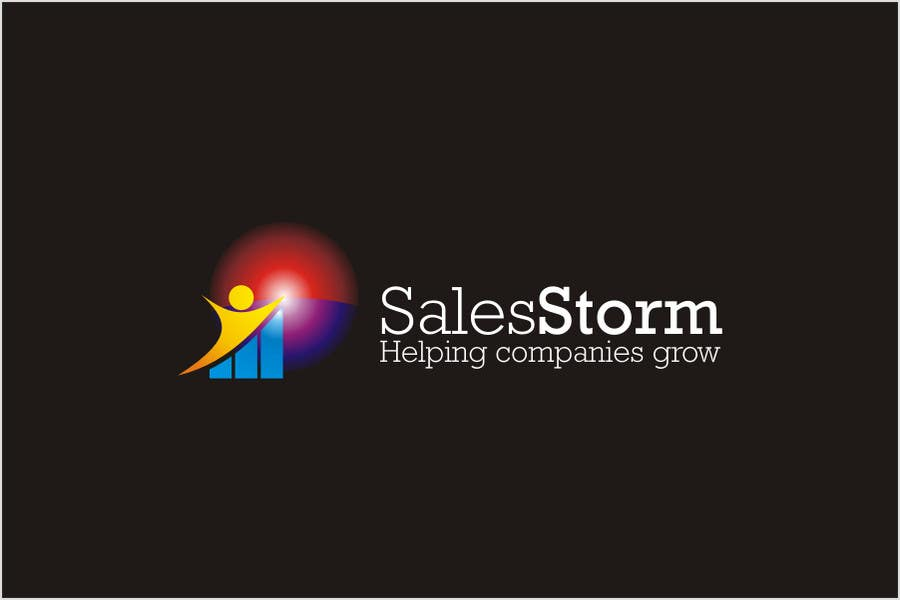 Entri Kontes #184 untukLogo Design for SalesStorm