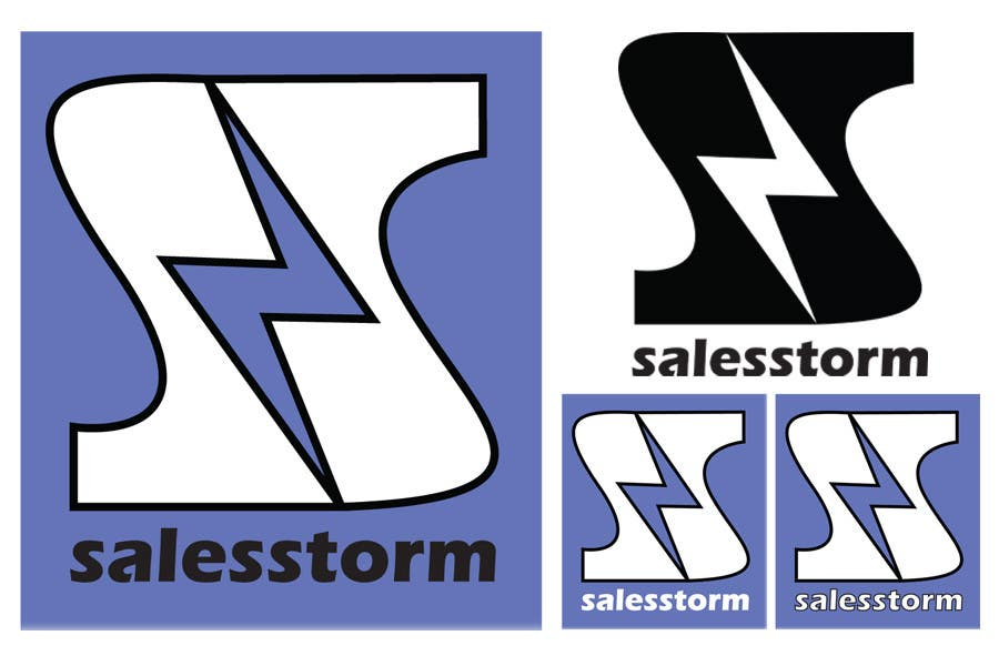 Entri Kontes #41 untukLogo Design for SalesStorm