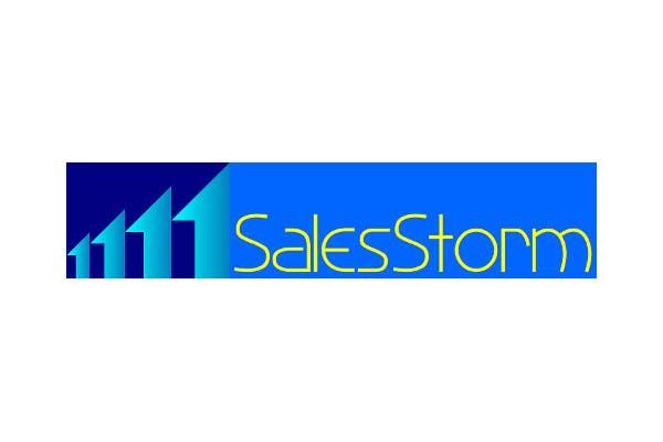 Entri Kontes #206 untukLogo Design for SalesStorm
