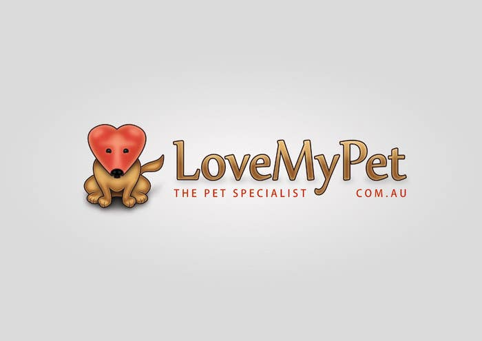 Contest Entry #188 for Logo Design for Love My Pet