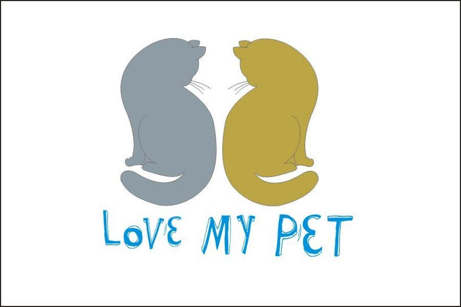 Contest Entry #165 for Logo Design for Love My Pet