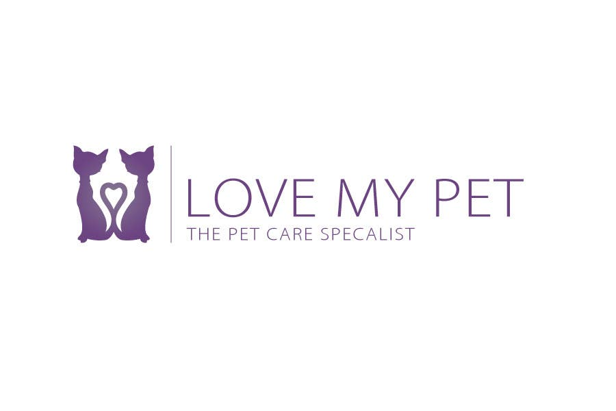 Contest Entry #95 for Logo Design for Love My Pet