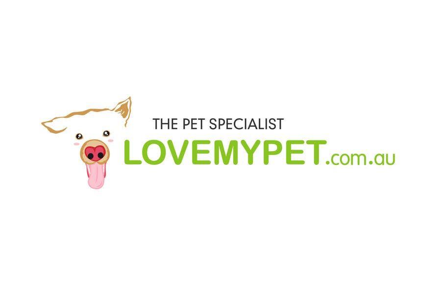 Contest Entry #176 for Logo Design for Love My Pet