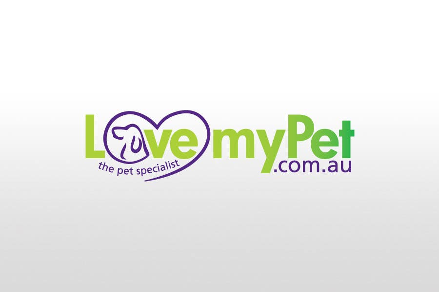 Contest Entry #111 for Logo Design for Love My Pet